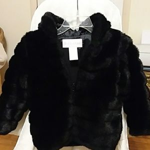 Rothschild Faux Fur Coat